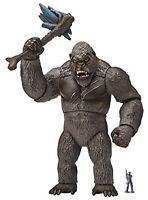 Playmates Monsterverse Godzilla V.S Kong 13 Inch Mega Punching Kong With Sounds!