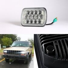 1pc 10-30V 85W Silver LED Auxiliary Headlight Source Waterproof Off-Road Trucks