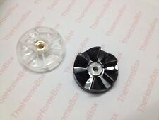 1 x Top Base Gear +1 x Rubber Blade Gear Replacement  Parts for Nutribullet