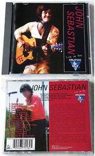 JOHN SEBASTIAN Live On The King Biscuit Flower Hour .. 1979/1998 CD TOP