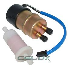 Fits Yamaha FZR600R 1990 1991 1992 1993-1997 FZR600 1989 1990 Fuel Pump & Filter