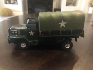 1967 Ideal Motorific United States Army Slot Car Truck