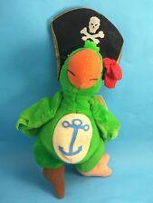 Disney World - Mini Bean Bag Plush - Pirate Life For Me WDAC 2000 Parrot