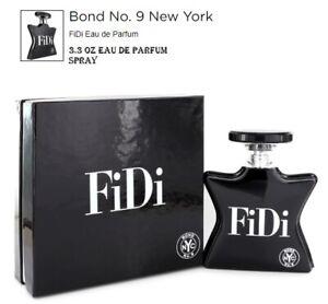 Bond No 9 FIDI 3.3 oz / 100 ml Eau de parfum Spray, NEW, SEALED, FREE Shipping