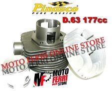 PINASCO GRUPPO TERMICO MODIFICA MOTORE CILINDRO d.63 177cc PER VESPA PX 125 150