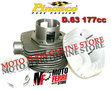 MF0098 - KIT CILINDRO PINASCO GHISA MODIFICA MOTORE DM 63 177cc VESPA PX 125 150