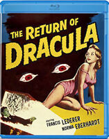 The Return of Dracula [New Blu-ray] Mono Sound