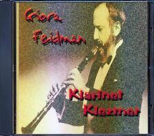 SEALED NEW CD Giora Feidman - Klarinet Klezmer