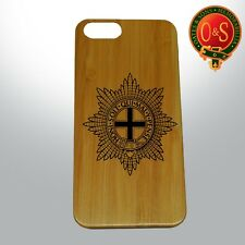 Coldstream Guards bamboo wood iphone  case COVER IPHONE / 5 /  / 6 /