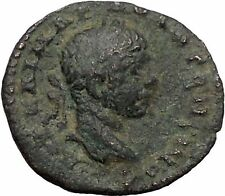 ELAGABALUS 218AD Antioch on Orontes Seleukis Pieria Ancient Roman Coin i56505