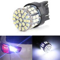 T20 7443 W21/5W 1206 50SMD Car Tail Turn Braket Parking White LED Bulb Lamp 12V