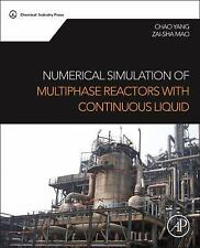 NUMERICAL SIMULATION OF MULTIPHASE REACT - ZAI-SHA MAO CHAO YANG (HARDCOVER) NEW