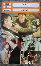 États-Unis Adventure film TARGET Gene Hackman Mat Dillon français COMMERCE carte