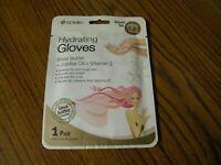 4479) 1 Pair Epielle Hydrating Gloves Shea Butter + Jojobo Oil + Vitamin E