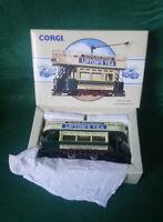 Corgi Classic Commercials - 98151 Open Top Tram, South Metropolitan