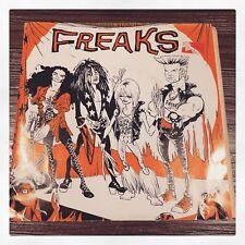 "FREAKS  Howie Pyro Kusten 1987 Unsigned 7"" EP #449/100 RARE D GENERATION DANZIG"