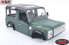 1/10 Land Rover Defender D90 Edición Limitada Cuerpo Pintado Verde RC4WD Z-B0062