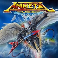 USED ANIMETAL USA W(+DVD)(ltd.) CD