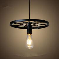 Black Pendant Light Kitchen Lamp Bedroom Ceiling Lights Vintage Pendant Lighting