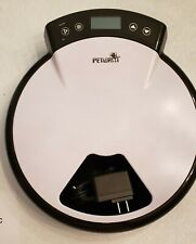 Petwant 5-Meal Automatic Pet Feeder with Personalized Message Recorder Tested #1