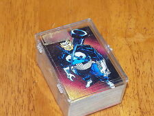 The Punisher Guts & Gunpowder Full 90 Card Base Set of Trading Cards from 1992