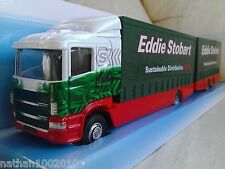 VOLVO FH EDDIE STOBART DIECAST MODEL TWIN DROP BAR TRUCK LORRY CORGI 1:64 NEW