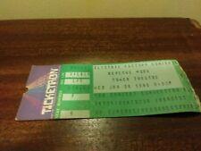 Vintage 1986 Depeche Mode Ticket Stub Ticketron Philadelphia, PA Tower Theatre