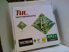 Tul Motherboard TRS780-MI AM2/2+ XP Vista Drivers Brand New in BOX