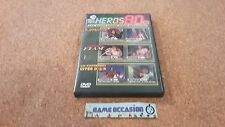 MES HEROS 80 VOLUME 2  / ALBATOR ,FLAM, CITES D'OR ... / DVD VIDÉO PAL FILM