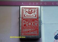 ZIPPO-MARLBORO-Poker-Red - REPLICA-GREAT!!!