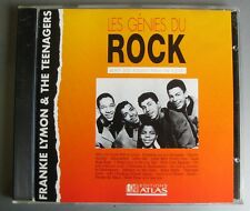 FRANKIE LYMON & THE TEENAGERS (CD) Why do fools fall in love GENIES DU ROCK  47