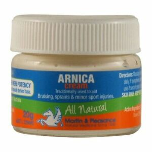 Martin & Pleasance Arnica Cream 20g