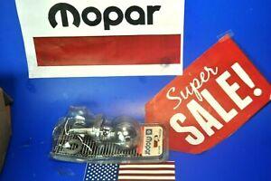 NEW OEM MOPAR 1 7/8 CHROME TRAILER BALL HITCH DODGE JEEP RAM Wrangler Cherokee