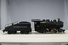 MODEL POWER - LIMA locomotive vapeur 0-4-0 USA - SHIFTER & TENDER - PENNSYLVANIA