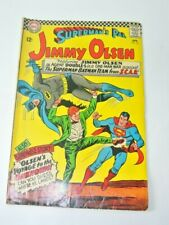 Superman's Pal Jimmy Olsen No 92, April 1966, Vintage DC Comic Silver Age