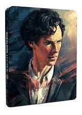 Sherlock - Series 4 [2 Blu-rays] Steelbook *NEU* Staffel Season Vier Blu-ray