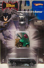 Hot Wheels Batman il Riddler's Rampage 1 64 Automobili con Esclusivo Statuetta