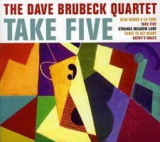 Dave Brubeck, Dave Brubeck Quartet - Take Five [New CD] UK - Import