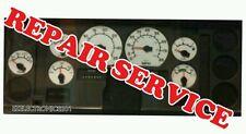 1999 2000 International Truck Instrument Cluster Repair Service 1995 2001 speedo