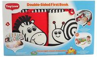 Tiny Love Double Sided Baby First Book High Contrast Visual Stimulation