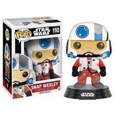 #110 Star Wars Force Awakens Snap Wexley FUNKO Pop Vinyl Figure