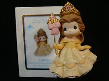 c Precious Moments-Disney Park Exclusive LE Figurine-Belle-Beauty And The Beast