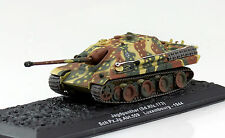 Panzer Jagdpanther Wehrmacht Luxemburg 1944 Fertigmodell 1:72 Altaya Modell