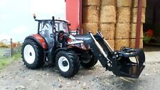 New Holland T5 120 Tractor with Front Loader (Fiat Centenario Edition) Diecast M