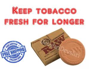 RAW Hydrostone Natural Terracotta Clay Humidifying Stone For Tobacco Freshness