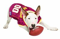 NFL Washington Redskins Pet Jersey. *Officially Licensed* Brand NEW!