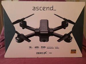 Zero-X Pro Ascend Pro Full HD Drone