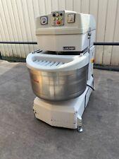 Lucks Sm160 Spiral Dough Mixer 160Kg 352Lbs Abs Mixer Bakery 2 Speed