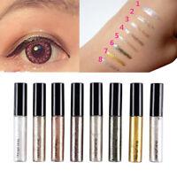 1Pc New Glitter Lip Liner Eye Shadow Eyeliner Pencil Pen Cosmetic Makeup
