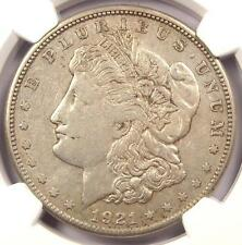 1921-S VAM-1B4a Thorn Head Morgan Silver Dollar $1 - NGC XF45 - $375 Book Value